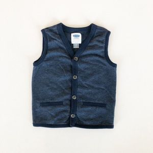 Old Navy Button Up Vest